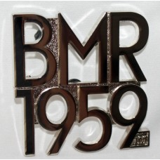 BMR 1959 Convention Pin / 20-BMR