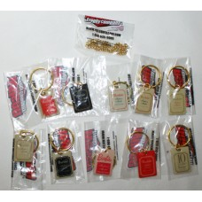 10 Key Rings or Charm Bracelet / 02-Bracelet