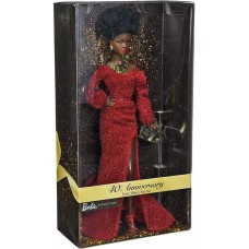 40th Anniversary Black Barbie / 20-GLG35