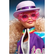 Elton John Barbie Doll / 20-GHT52